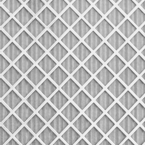Mild/structural steel Perforated sheet