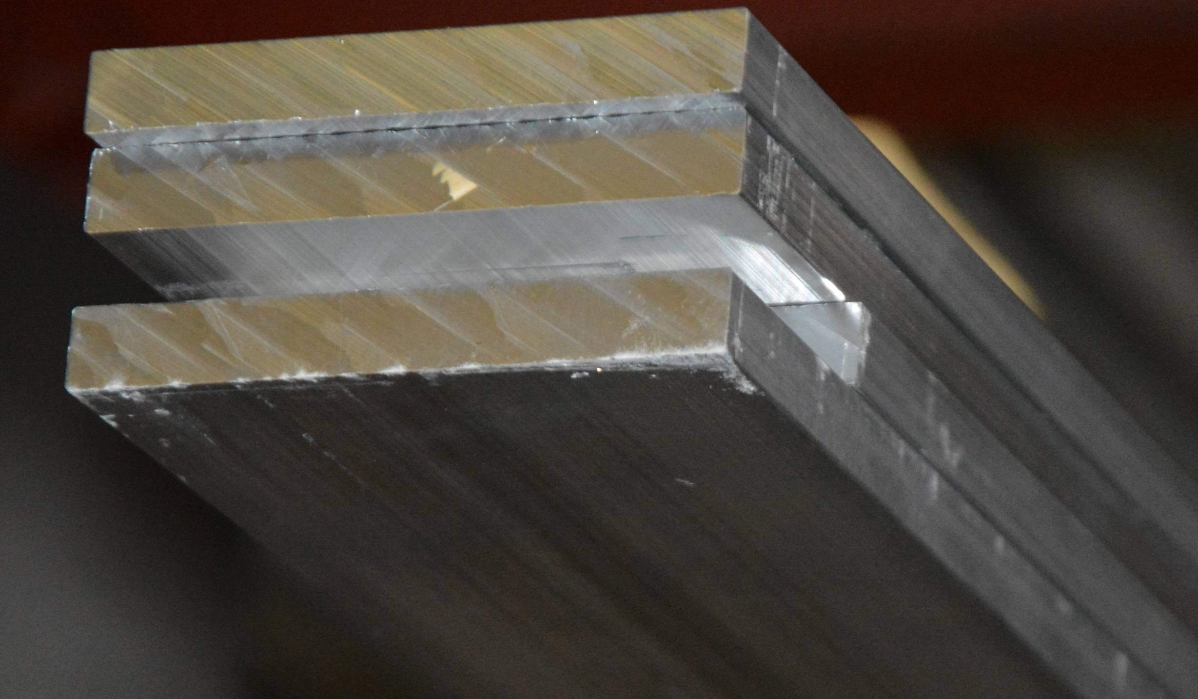 Alumínium Laposszelvény