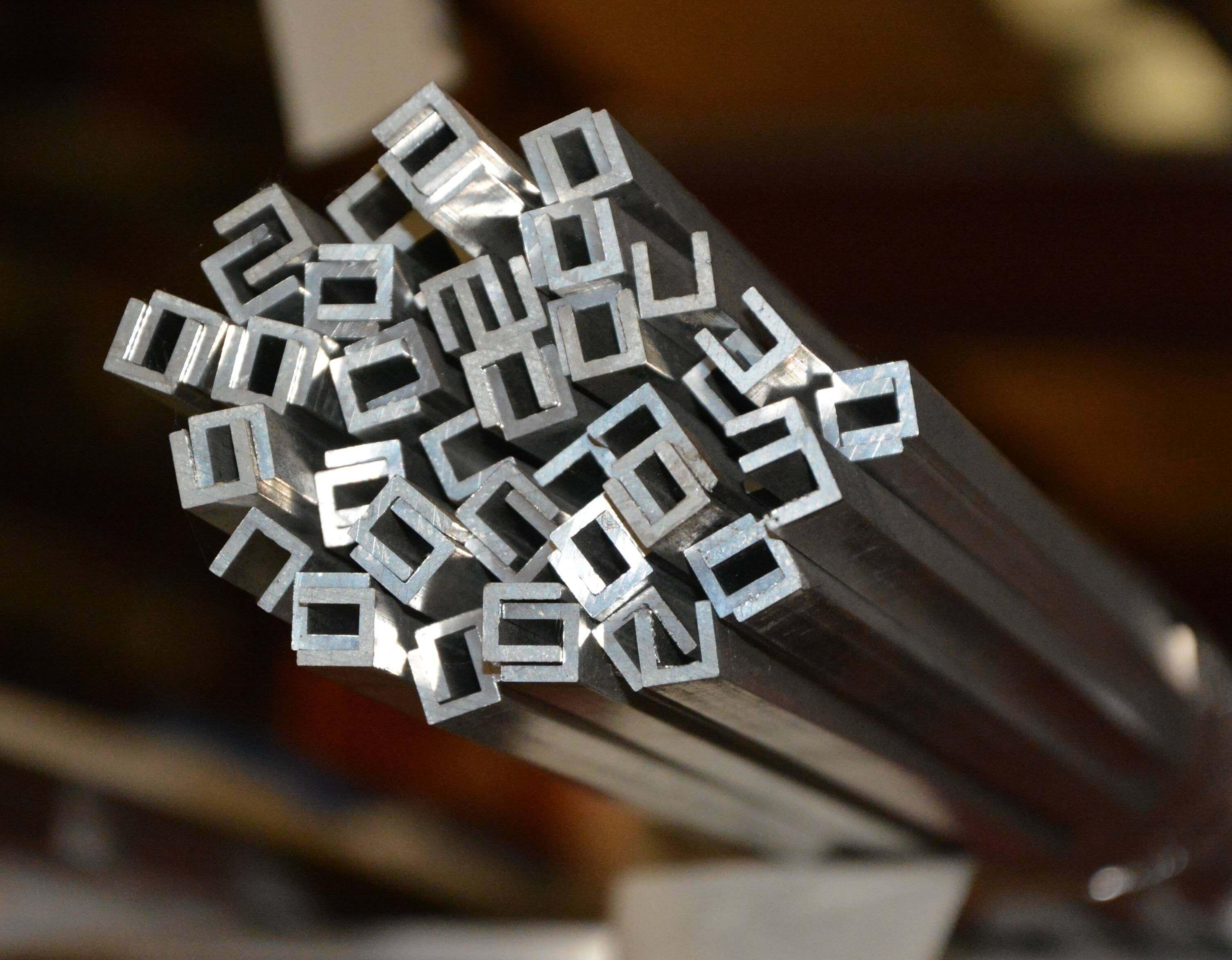 Alumínium U-profil