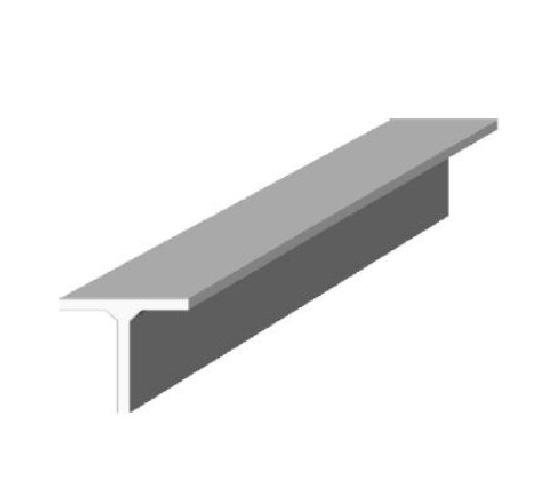 Alumínium T-profil