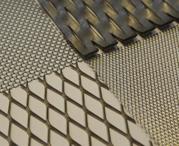 Alumínium Expandált lemez