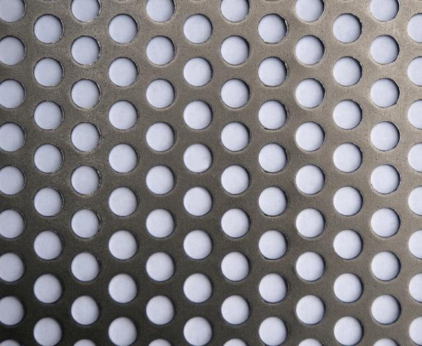 Hőálló Perforált lemez